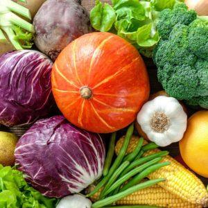 Aardappels en groenten